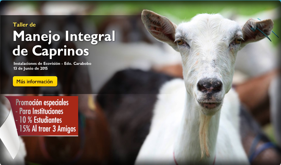 Manejo Integral de Caprinos